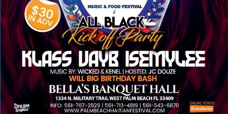 Festival All Black Kick-off Party tickets