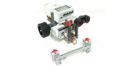 Bring Small-Bot ALIVE with LEGO EV3 tickets