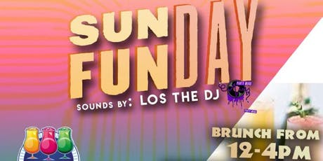 Sunday Funday @ Frozen Paradise Houston tickets