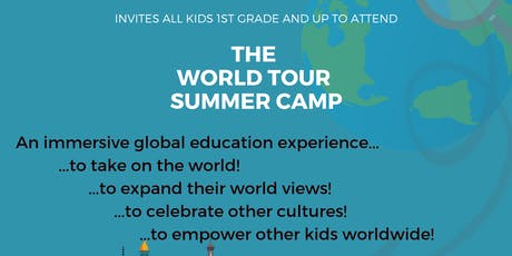 World Tour Summer Camp tickets