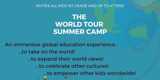 World Tour Summer Camp