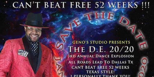 3rd Annual Dance Explosion Dallas,Tx