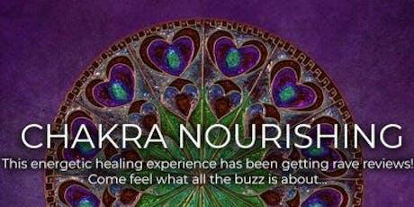 Chakra Nourishing Experience tickets