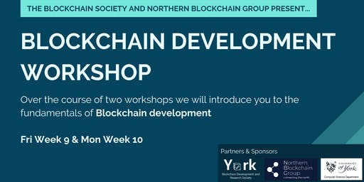 Blockchain Development Fundamentals Workshop 2 @ University of York