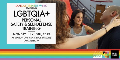 Pride Week: LGBTQIA+ Personal Safety & Self-Defense Training