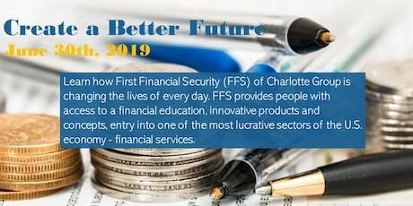 Create a BETTER FUTURE tickets