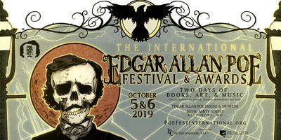 2019 International Edgar Allan Poe Festival & Awards