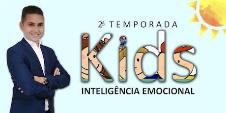 2ª Temporada do Curso de Inteligência Emocional KIDS ingressos