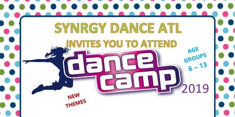 Synrgy Dance Atlanta - 2019 Summer Dance Camp tickets