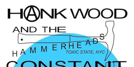Hank Wood & The Hammerheads tickets