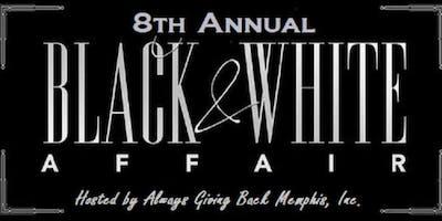 8th Annual Black & White Affair Banquet Fundraiser