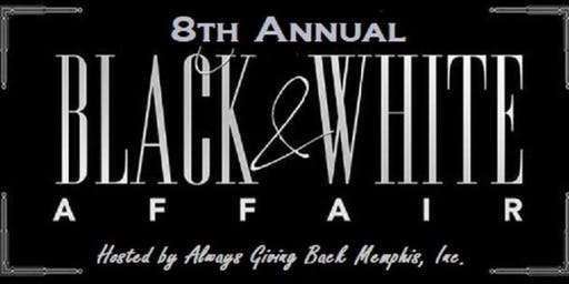 8th Annual Black & White Affair Banquet Fundraiser