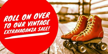 Plank & Pearl VINTAGE EXTRAVAGANZA SALE--VIP Shopping Event tickets