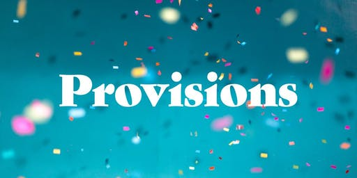 Launch Party for Provisions Magazine