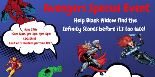 Avengers Special Party Event