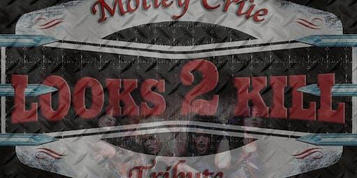 Motley Crue Tribute Looks 2 Kill
