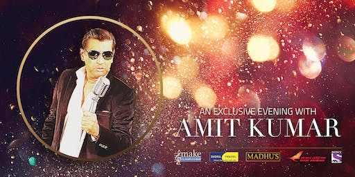 Amit Kumar EXCLUSIVE Event Catering by Madhus