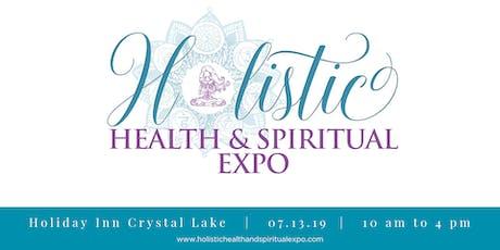 Holistic Health & Spiritual Expo July 2019 tickets