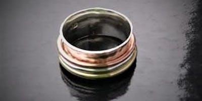 Sterling Silver Spinner Ring Workshop