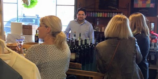 Wines of the Week Tasting with Ricky Wohl