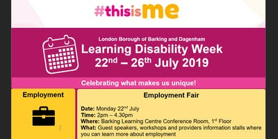 LD Week 2019 - Employment Fair