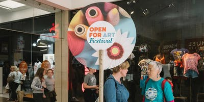 Open for Art 2019 - Mothertongue
