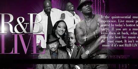 R&B LIVE CHARLOTTE | UPTOWN tickets