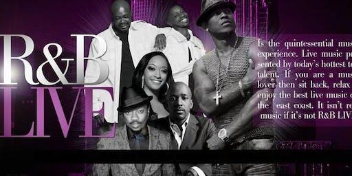 R&B LIVE CHARLOTTE | UPTOWN