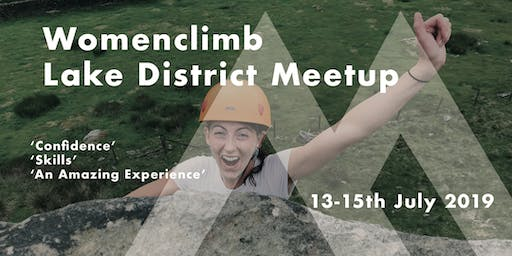 Womenclimb Lake District Meetup