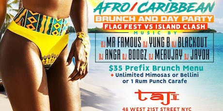 ISLAND VYBZ CARIBBEAN BRUNCH & DAY PARTY!!! tickets
