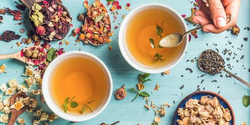 Afternoon tea, and make you own herbal teas