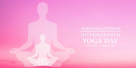 5th International Yoga Day at MahaYoga Zentrum tickets