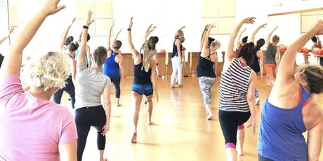 barre3 at Song & Dance Studio tickets