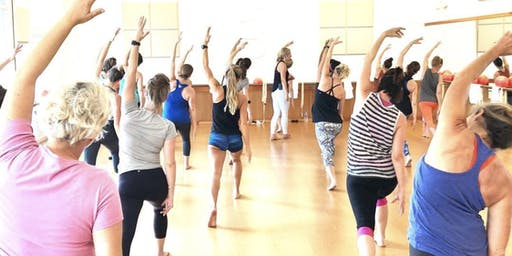 barre3 at Song & Dance Studio