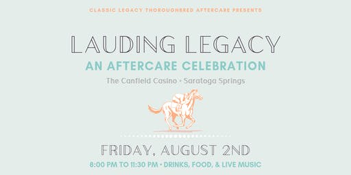 Lauding Legacy: An Aftercare Celebration