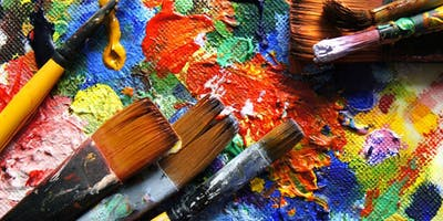 Fall19DS11 - Teen Drawing and Painting - Sat, 10/19 to 11/23, 12:30-2:30pm