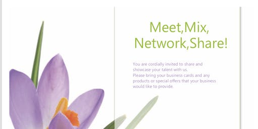 Meet, Mix, Network, Share - Business Mixer