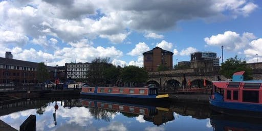 KIN Walk 2: Sheffield Canal & 5 Weirs Circular - Explore and Discover