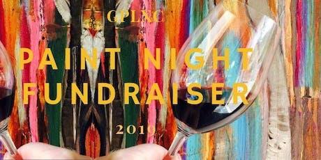 GPLXC Community Paint Night Fundraiser tickets