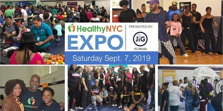 Healthy NYC Expo Series | Brooklyn Sports Club tickets
