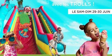 LE PARTY D'ÉTÉ DIMANCHE 30 JUIN tickets