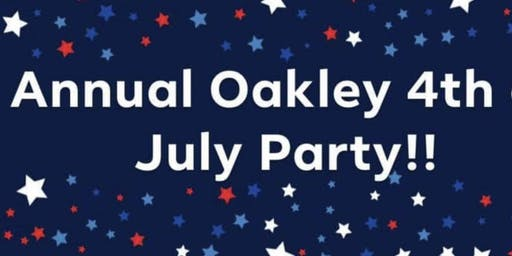Annual 4th of July & Housewarming Party