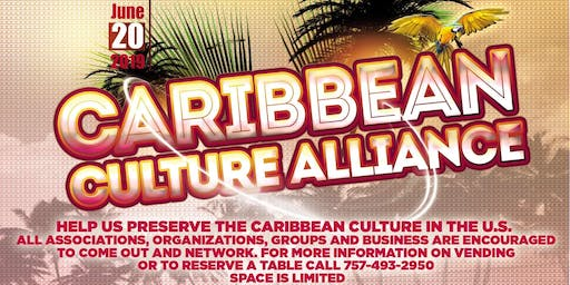 Caribbean Culture Alliance