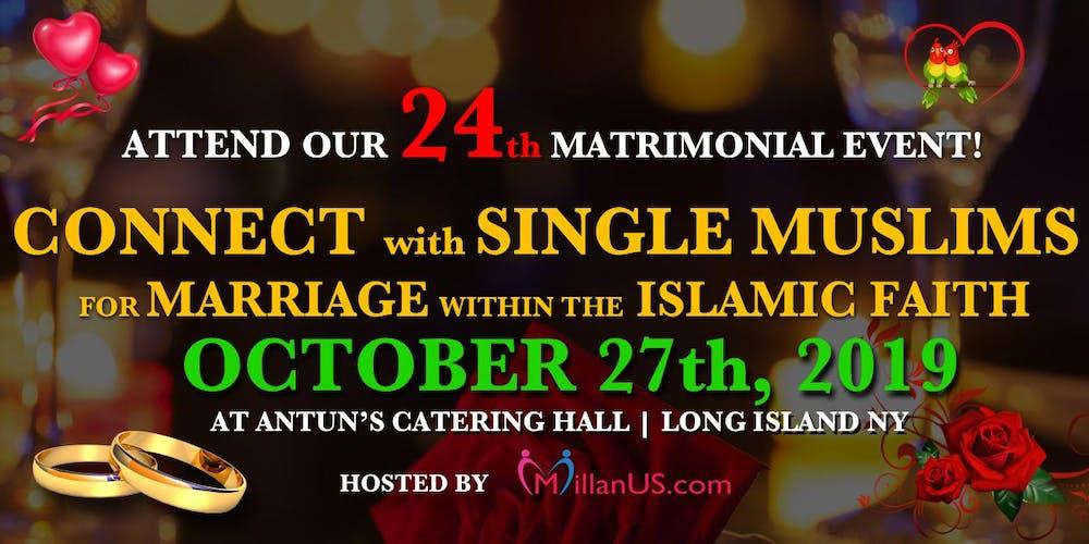 MillanUS com Hosts The 24th Muslim Matrimonial Event, LI NY