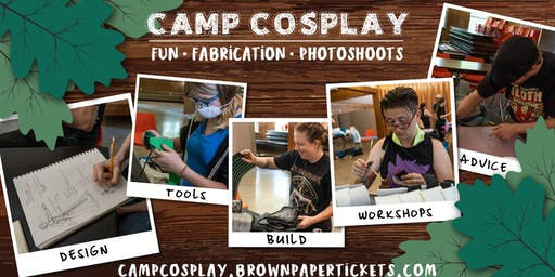 Camp Cosplay- Fall 2019