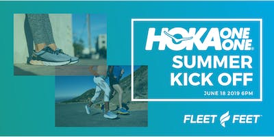 Hoka Summer Kick-Off!