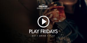 PLAY FRIDAYS - IT'S A VIBE 100& R&B PARTY
