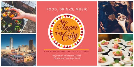 Savor the City OKC tickets