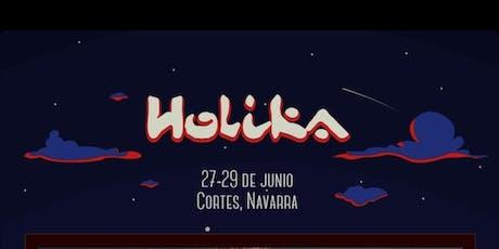 HOLIKA FESTIVAL 2019 entradas