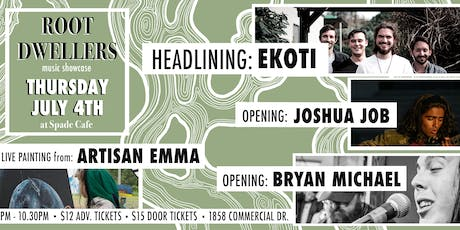 Root Dwellers presents headliners EKOTI with guests tickets